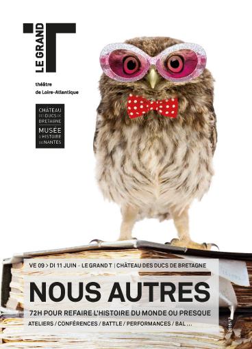 """Programme officiel festival """"Nous autres"""""""