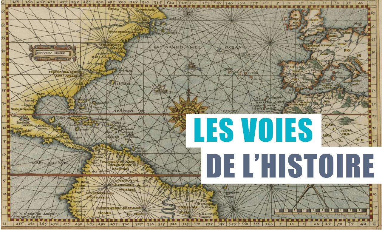 visuel les voies de l'histoire